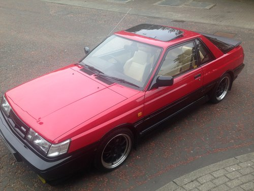 1987 Spectacular, investor quality Nissan Sunny ZX / RZ1 For Sale (picture 1 of 6)