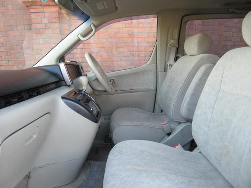 NISSAN ELGRAND 2004 3.5 AUTOMATIC 8 SEATER CAMPER For Sale (picture 3 of 6)