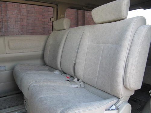 NISSAN ELGRAND 2004 3.5 AUTOMATIC 8 SEATER CAMPER For Sale (picture 4 of 6)