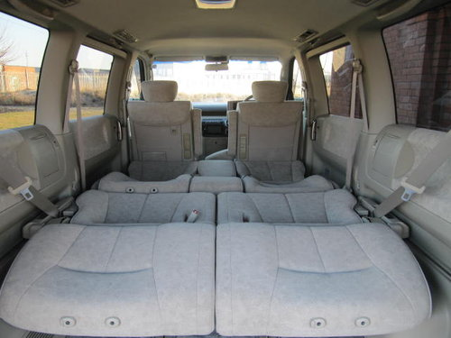 NISSAN ELGRAND 2004 3.5 AUTOMATIC 8 SEATER CAMPER For Sale (picture 6 of 6)