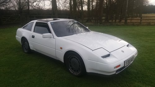 1990 NISSAN 300 ZX 2 + 2 TARGA For Sale (picture 1 of 6)