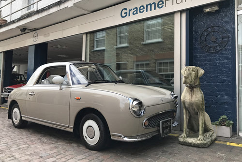 1991 Nissan Figaro - 55.000 miles only SOLD (picture 1 of 6)