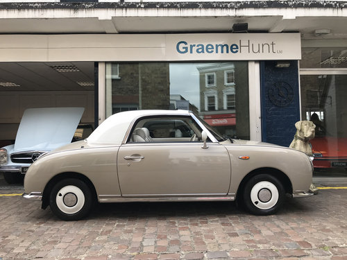 1991 Nissan Figaro - 55.000 miles only SOLD (picture 3 of 6)