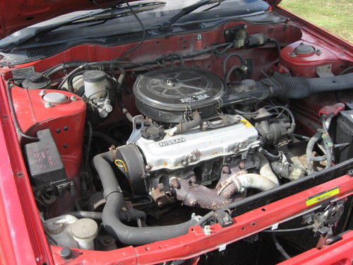 1989 Nissan Bluebird 1.8GS Auto For Sale (picture 5 of 6)