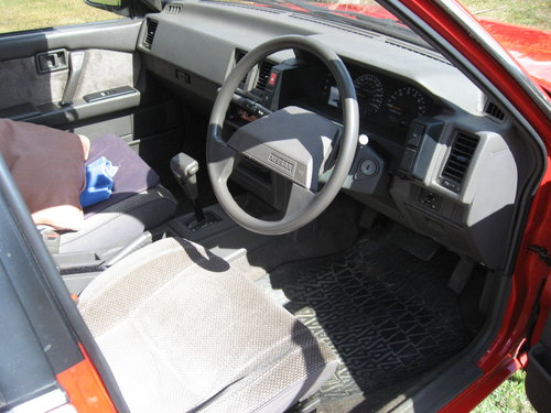 1989 Nissan Bluebird 1.8GS Auto For Sale (picture 6 of 6)