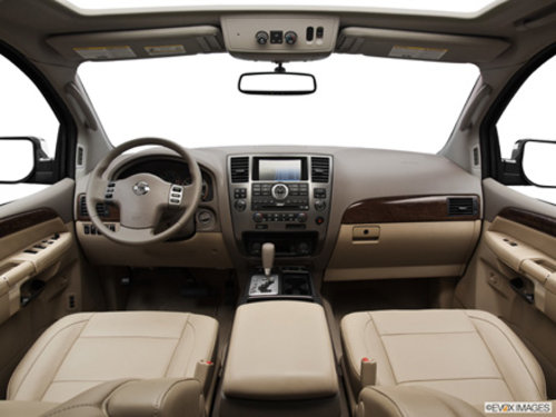 2007 Armada SUV by Nissan - Only one in Western Europe For Sale (picture 6 of 6)