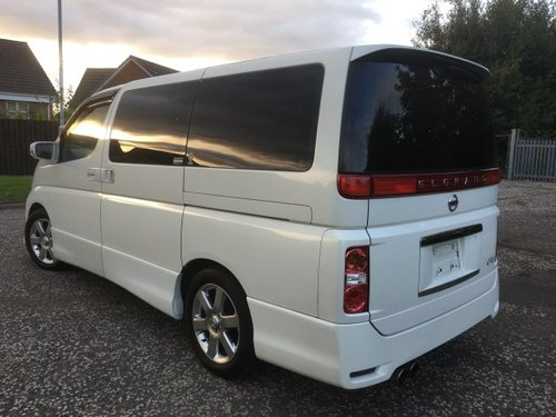 2006 Fresh Import Nissan Elgrand Highway Star 3.5 V6 Auto For Sale (picture 2 of 6)