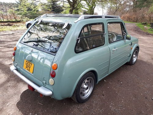 1989 Nissan Pao Auto electic roof immaculate full mot For Sale (picture 2 of 6)