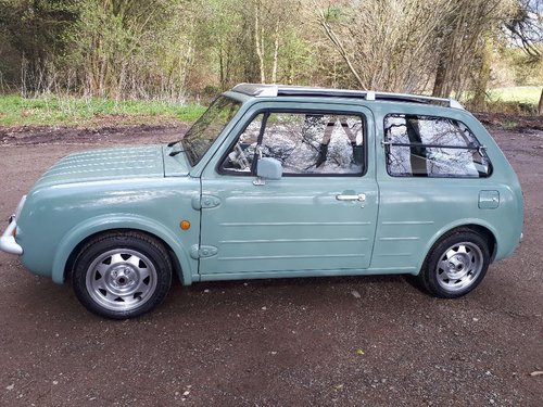 1989 Nissan Pao Auto electic roof immaculate full mot For Sale (picture 3 of 6)