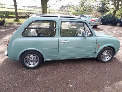 1989 Nissan Pao Auto electic roof immaculate full mot For Sale (picture 5 of 6)