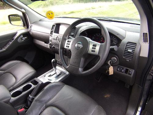 2011 Nissan Navara 2.5 Tekna Auto For Sale (picture 5 of 6)