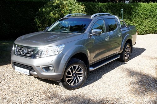 2016 Nissan Navara Double Cab DCI T For Sale (picture 1 of 6)