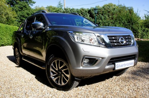 2016 Nissan Navara Double Cab DCI T For Sale (picture 2 of 6)