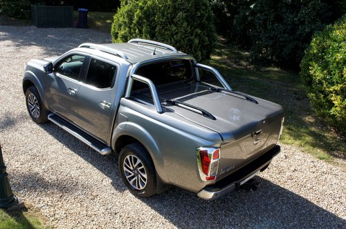 2016 Nissan Navara Double Cab DCI T For Sale (picture 3 of 6)