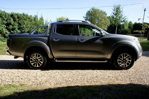 2016 Nissan Navara Double Cab DCI T For Sale (picture 4 of 6)