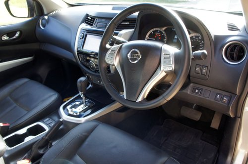 2016 Nissan Navara Double Cab DCI T For Sale (picture 5 of 6)