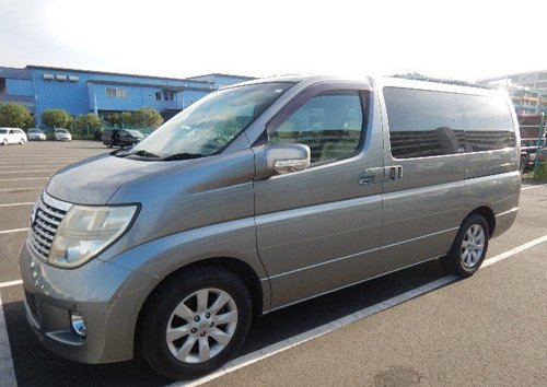 2005 NISSAN ELGRAND 3.5 X * TWIN POWER DOORS * BUSINESS SEATS *  For Sale (picture 1 of 6)