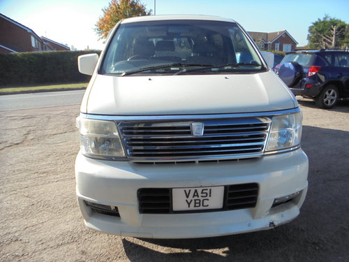 2001 CAMPER VAN 3LTR DIESEL AUTOMATIC 2020 MOT SMART ALL ROUND  For Sale (picture 1 of 6)