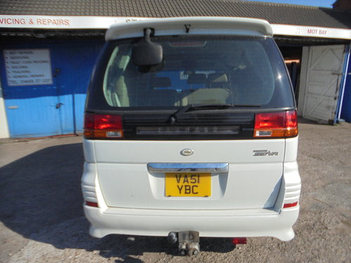 2001 CAMPER VAN 3LTR DIESEL AUTOMATIC 2020 MOT SMART ALL ROUND  For Sale (picture 2 of 6)