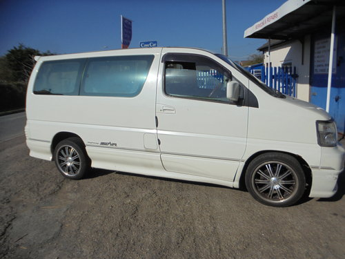 2001 CAMPER VAN 3LTR DIESEL AUTOMATIC 2020 MOT SMART ALL ROUND  For Sale (picture 3 of 6)