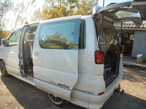 2001 CAMPER VAN 3LTR DIESEL AUTOMATIC 2020 MOT SMART ALL ROUND  For Sale (picture 4 of 6)