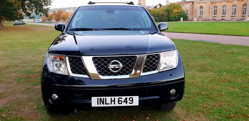 2006 LHD NISSAN PATHFINDER TEKNA,7 SEATER LEFT HAND DRIVE For Sale (picture 2 of 6)