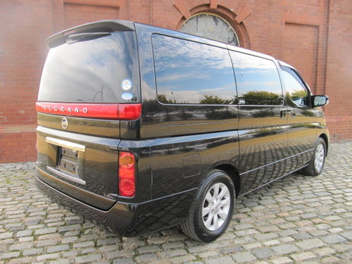 E51 3.5 VG 4X4 AUTO * TWIN SUNROOF * TWIN POWER DOORS For Sale (picture 2 of 6)