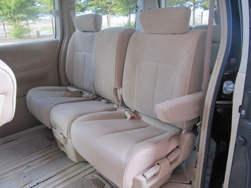 E51 3.5 VG 4X4 AUTO * TWIN SUNROOF * TWIN POWER DOORS For Sale (picture 4 of 6)