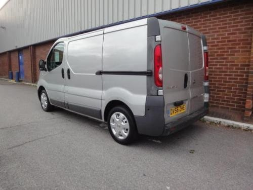2007 NISSAN PRIMASTAR VAUXHALL VIVARO 2.0 dCi SE Van 115ps For Sale (picture 3 of 6)
