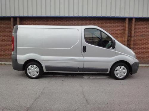 2007 NISSAN PRIMASTAR VAUXHALL VIVARO 2.0 dCi SE Van 115ps For Sale (picture 5 of 6)