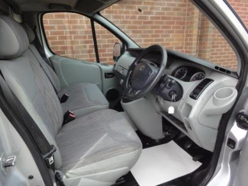 2007 NISSAN PRIMASTAR VAUXHALL VIVARO 2.0 dCi SE Van 115ps For Sale (picture 6 of 6)