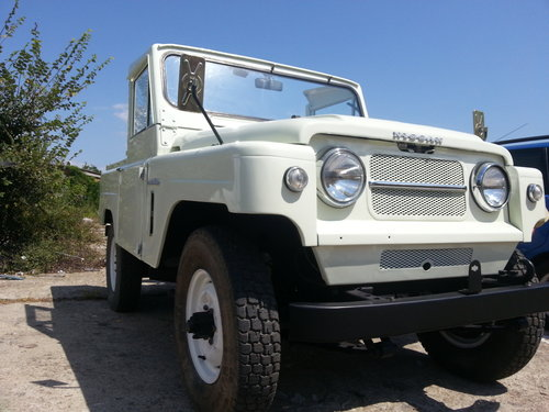 1979 Nissan Patrol L60  4x4    4000cc  130hp For Sale (picture 1 of 6)