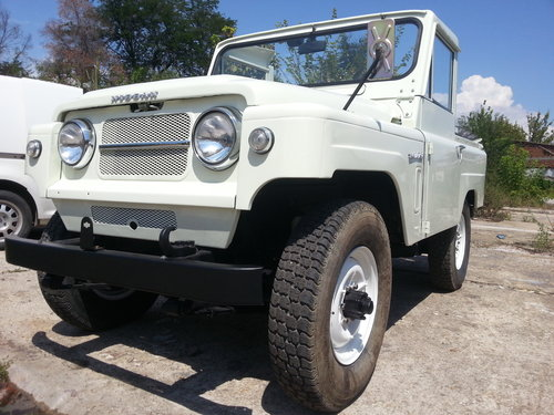 1979 Nissan Patrol L60  4x4    4000cc  130hp For Sale (picture 2 of 6)