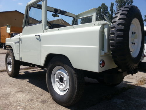 1979 Nissan Patrol L60  4x4    4000cc  130hp For Sale (picture 3 of 6)