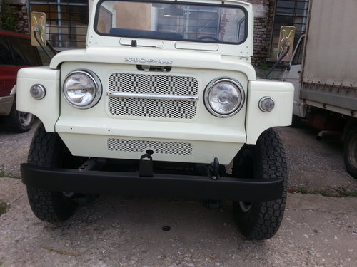 1979 Nissan Patrol L60  4x4    4000cc  130hp For Sale (picture 4 of 6)