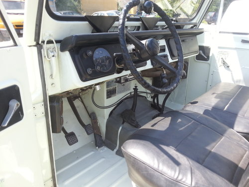 1979 Nissan Patrol L60  4x4    4000cc  130hp For Sale (picture 6 of 6)