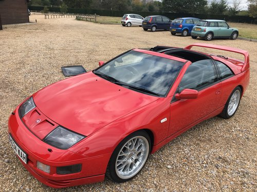 STUNNING NISSAN 300ZX TWIN TURBO 1990 / UK SPEC For Sale (picture 1 of 6)