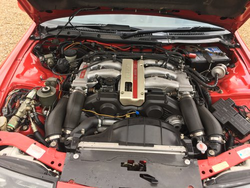 STUNNING NISSAN 300ZX TWIN TURBO 1990 / UK SPEC For Sale (picture 5 of 6)