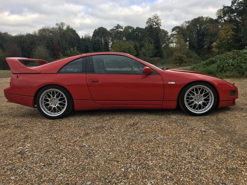 STUNNING NISSAN 300ZX TWIN TURBO 1990 / UK SPEC For Sale (picture 6 of 6)