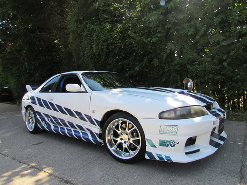 Nissan R33 GTR 2.6 Twin Turbo 1996 400 BHP For Sale (picture 1 of 6)