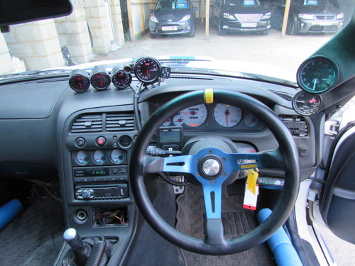 Nissan R33 GTR 2.6 Twin Turbo 1996 400 BHP For Sale (picture 4 of 6)