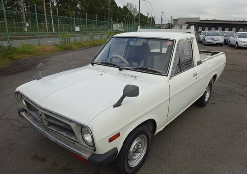 1989 NISSAN SUNNY TRUCK PICK UP 1.2 RETRO RIDE JDM UTE *  For Sale (picture 1 of 6)