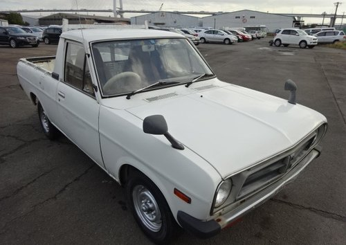 1989 NISSAN SUNNY TRUCK PICK UP 1.2 RETRO RIDE JDM UTE *  For Sale (picture 2 of 6)