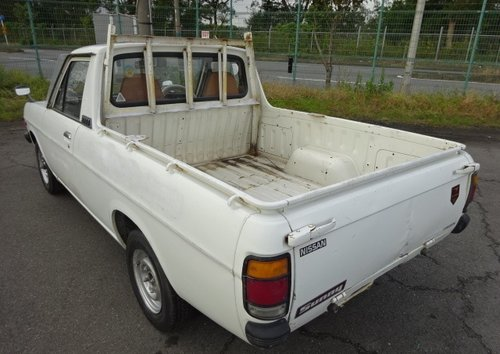 1989 NISSAN SUNNY TRUCK PICK UP 1.2 RETRO RIDE JDM UTE *  For Sale (picture 3 of 6)