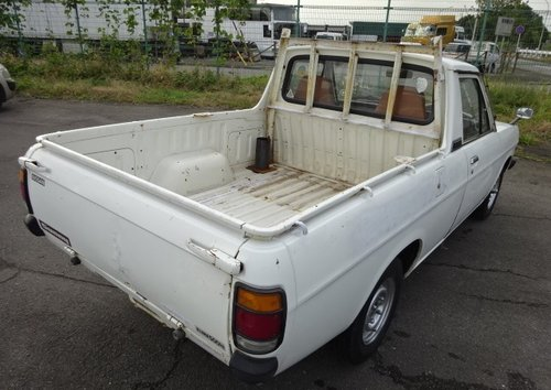 1989 NISSAN SUNNY TRUCK PICK UP 1.2 RETRO RIDE JDM UTE *  For Sale (picture 4 of 6)