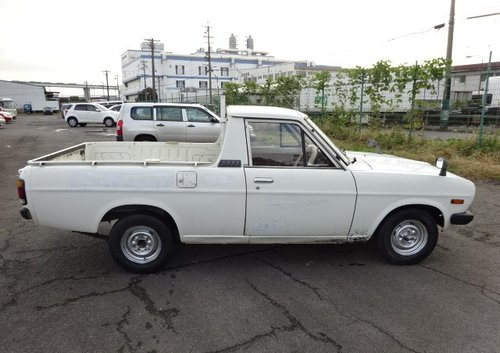 1989 NISSAN SUNNY TRUCK PICK UP 1.2 RETRO RIDE JDM UTE *  For Sale (picture 5 of 6)
