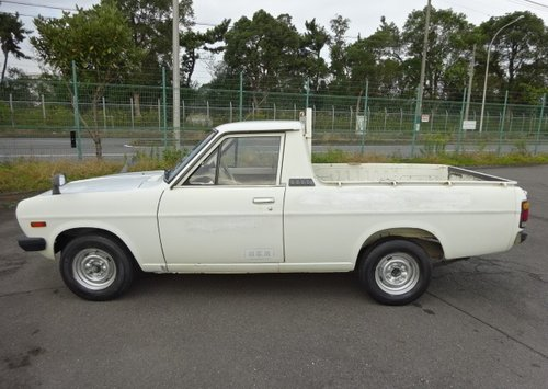 1989 NISSAN SUNNY TRUCK PICK UP 1.2 RETRO RIDE JDM UTE *  For Sale (picture 6 of 6)