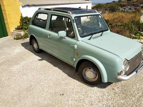 1989 Nissan Pao 1990 For Sale (picture 2 of 4)