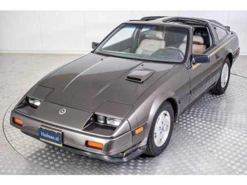 1985 Nissan Targa 300 ZX Turbo For Sale (picture 5 of 6)