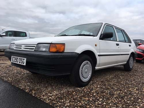 1988 Nissan Sunny GS at Morris Leslie Auction 23rd February  SOLD by Auction (picture 1 of 6)